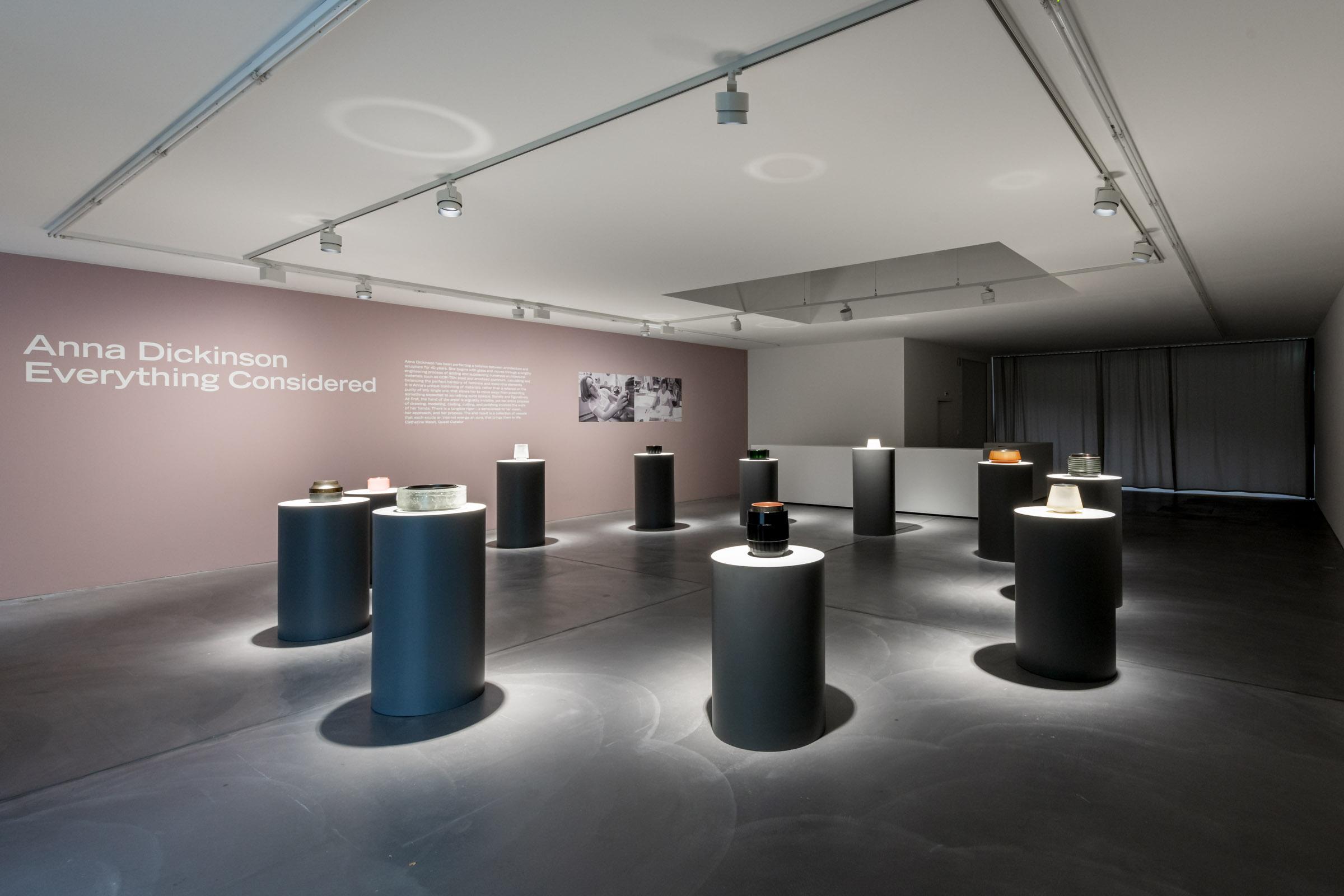 Exhibition: ANNA DICKINSON