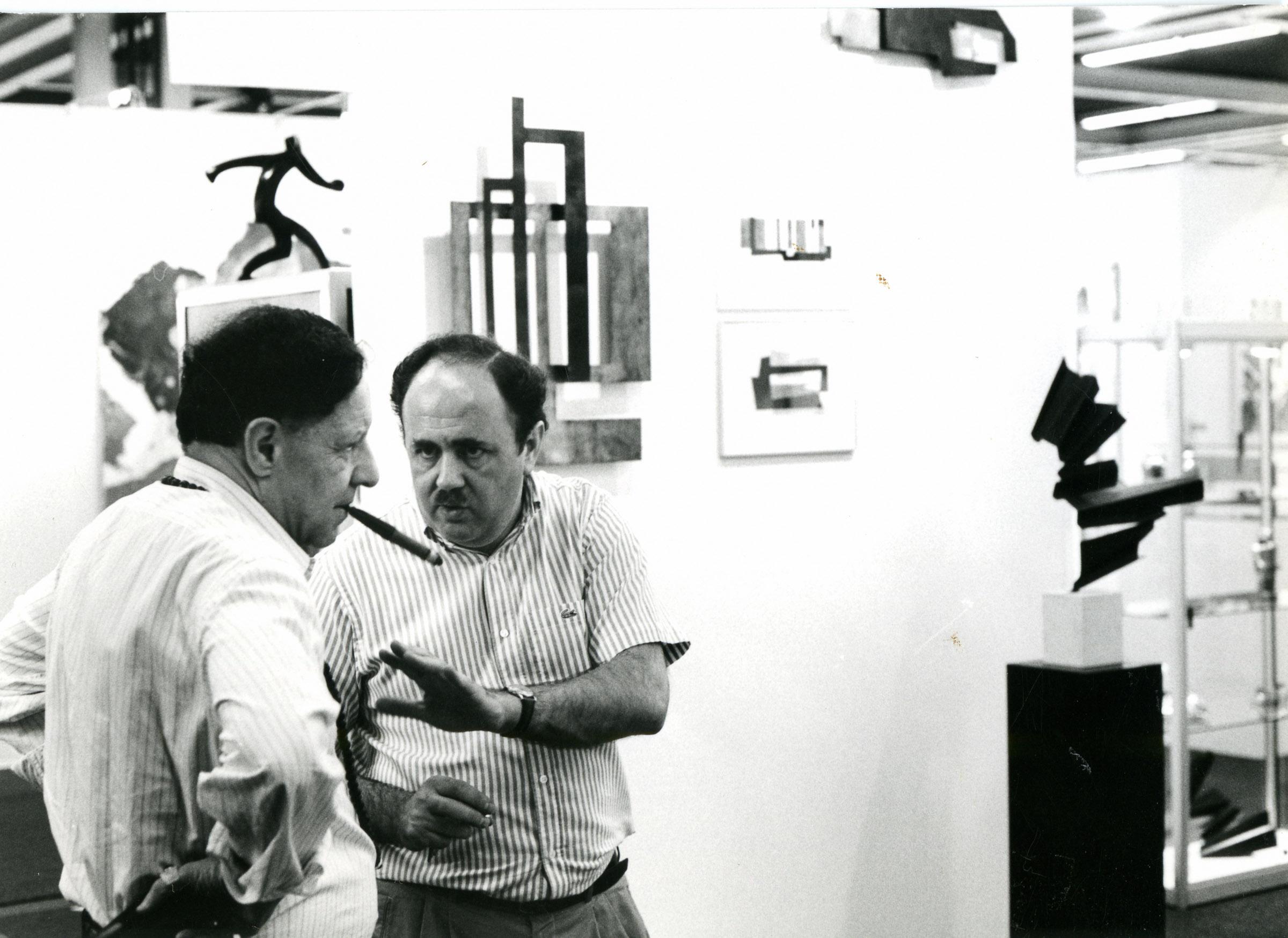 1988 Miklos und Laszlo