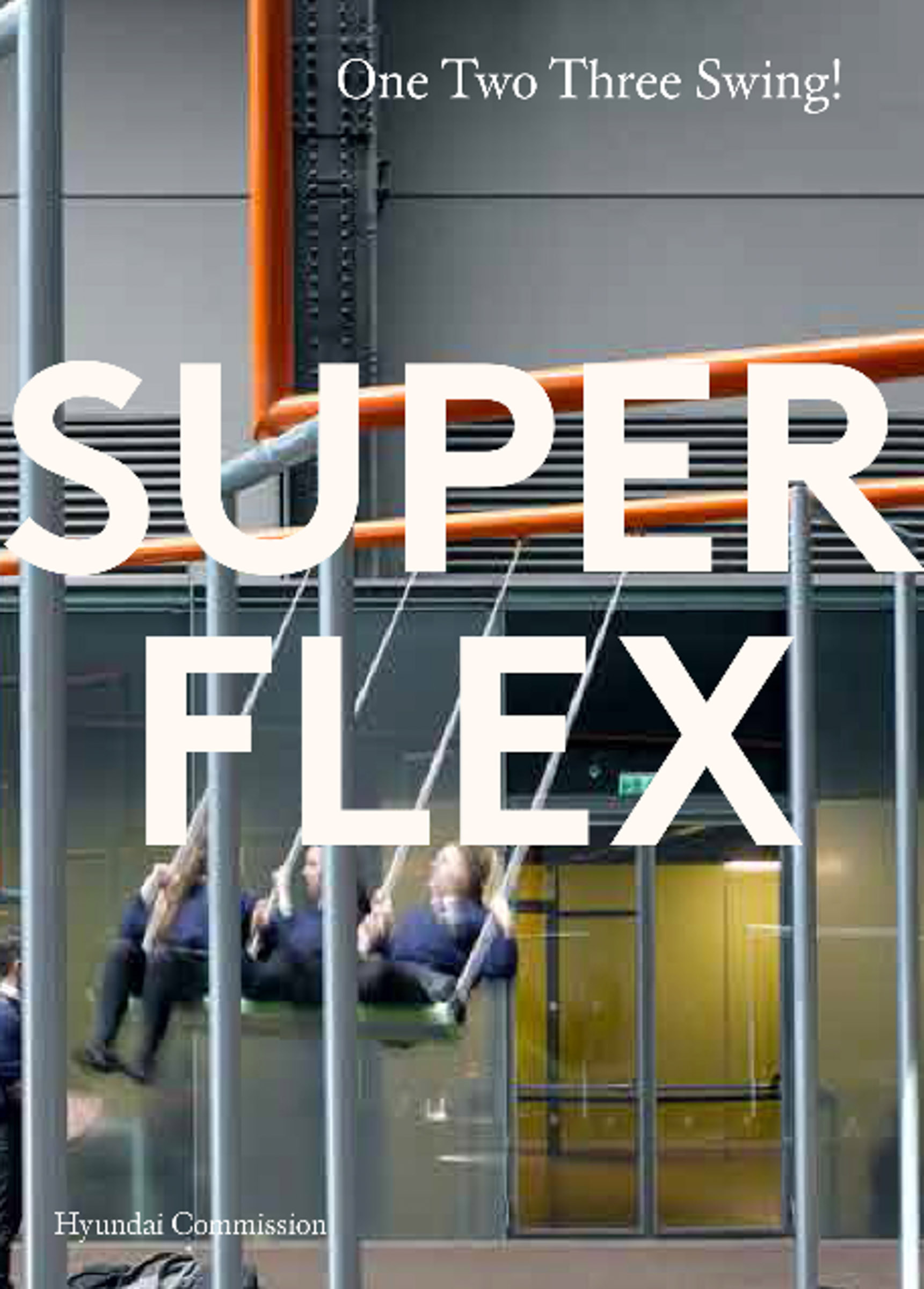 Book no. 1: SUPERFLEX, One Two Three Swing!