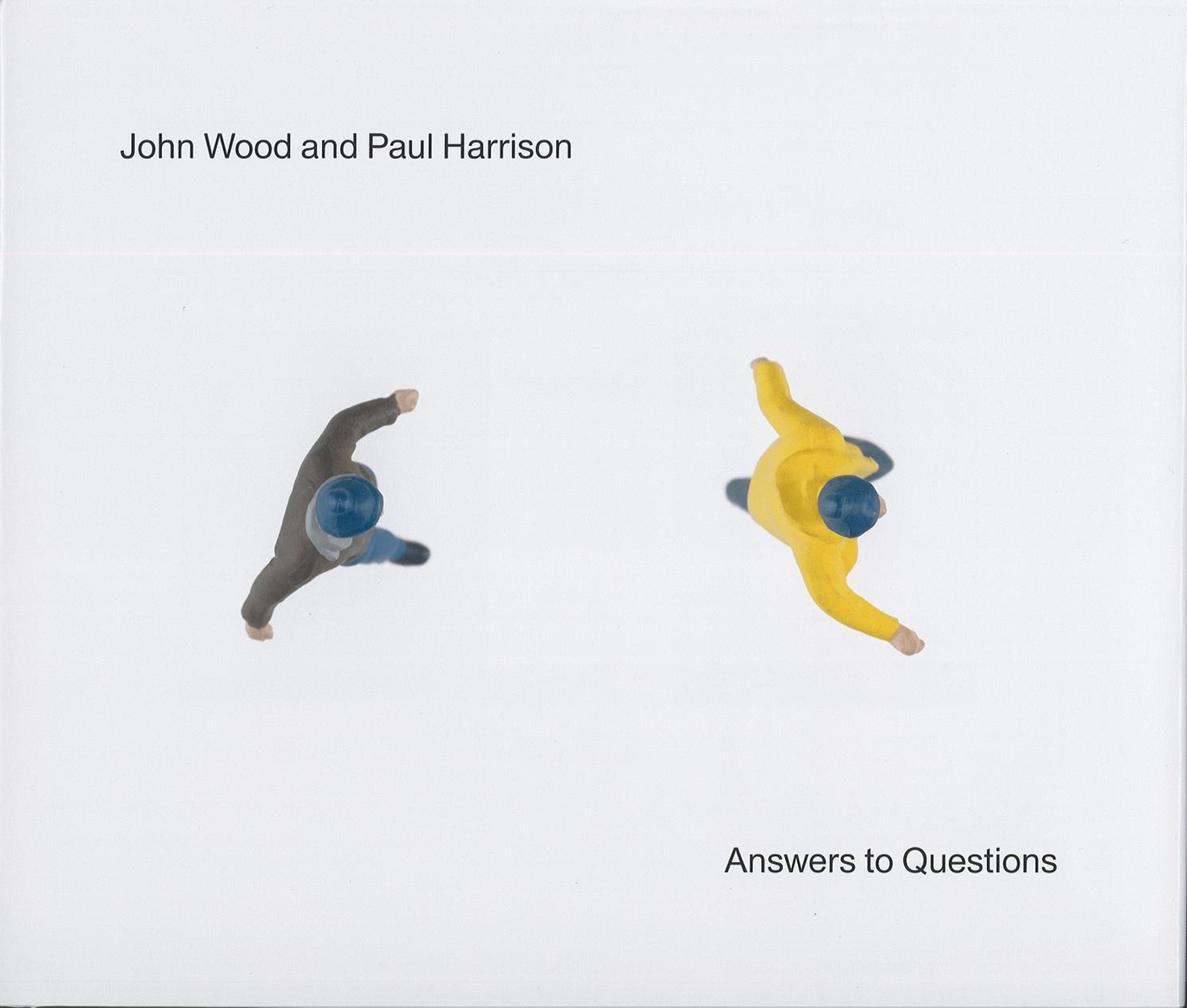 Book no. 15: JOHN WOOD & PAUL HARRISON, Answers to Questions