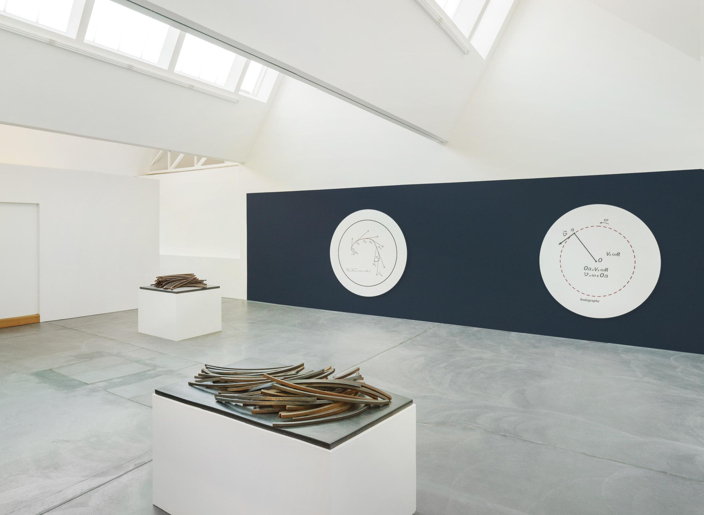 Exhibition: Bernar Venet