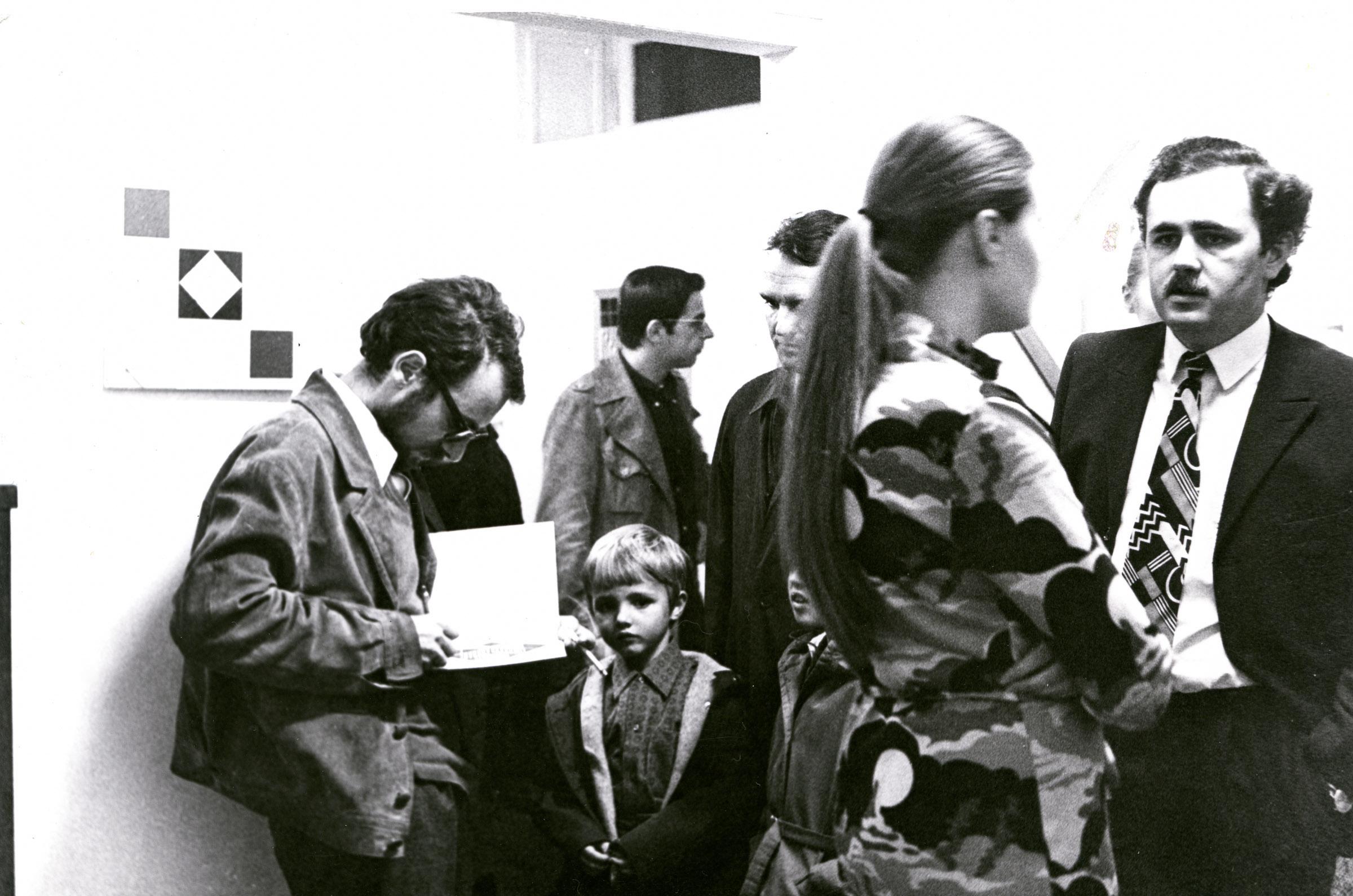 Cacciola-Ausstellung