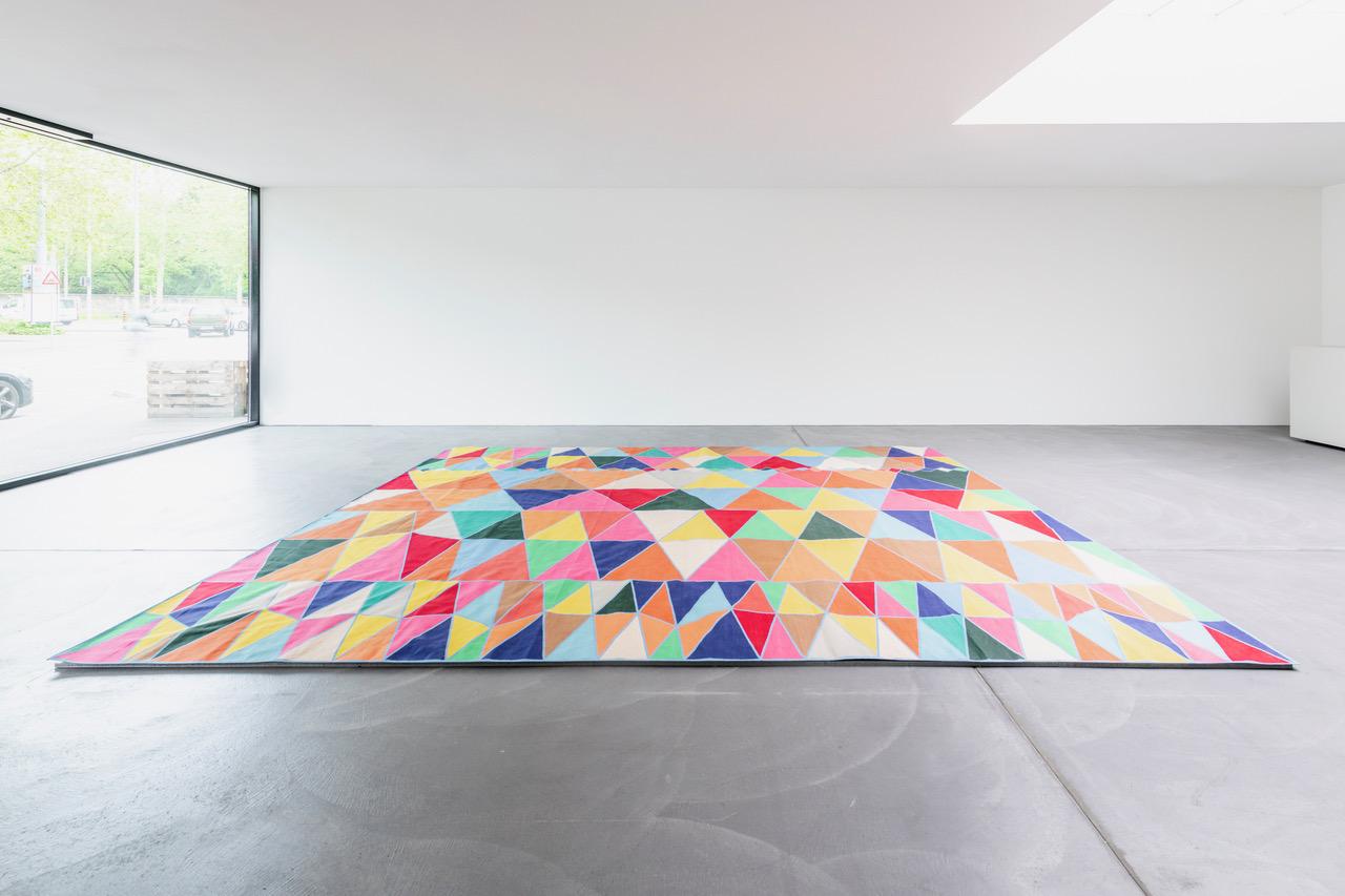 Karim Noureldin, installation view, 2019, von Bartha Basel