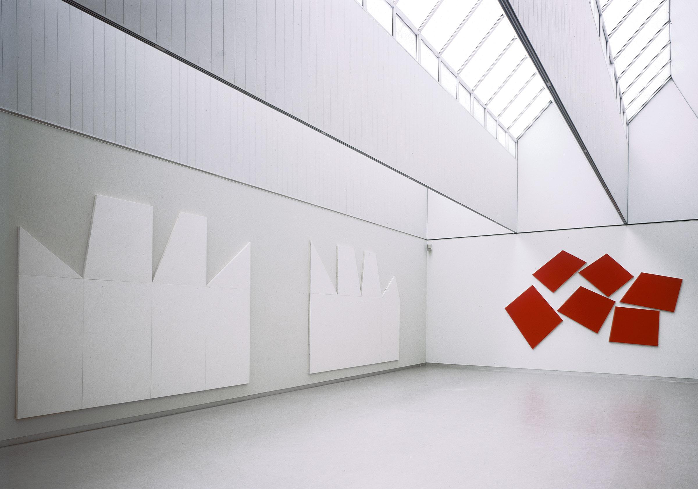 Ausstellung Rijksmuseum Kröller Müller, Otterlo, 1985-2