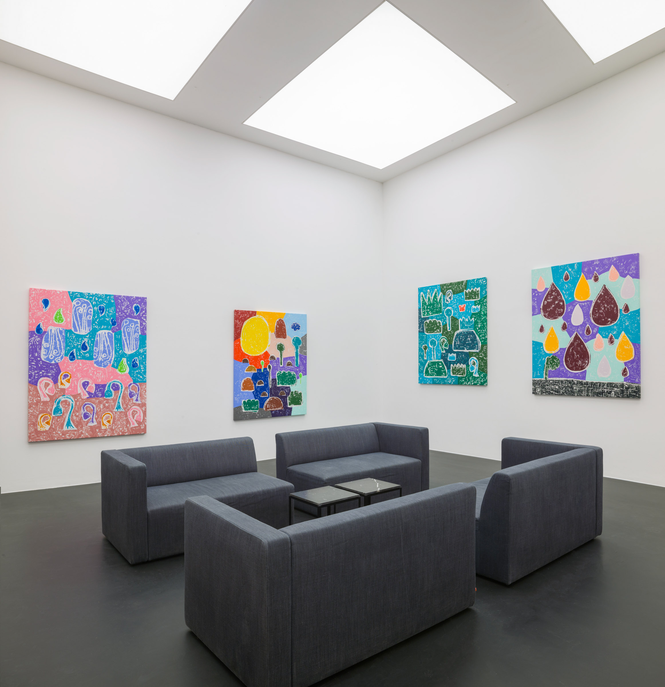 Event: Viewing Room: Olaf Breuning, S-chanf