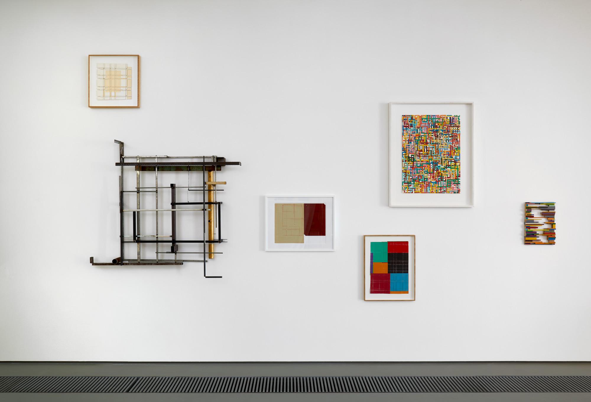 KunsthalleWeishaupt_Zoderer_Petersbuerger_Haengung1_©Martin_Mueller