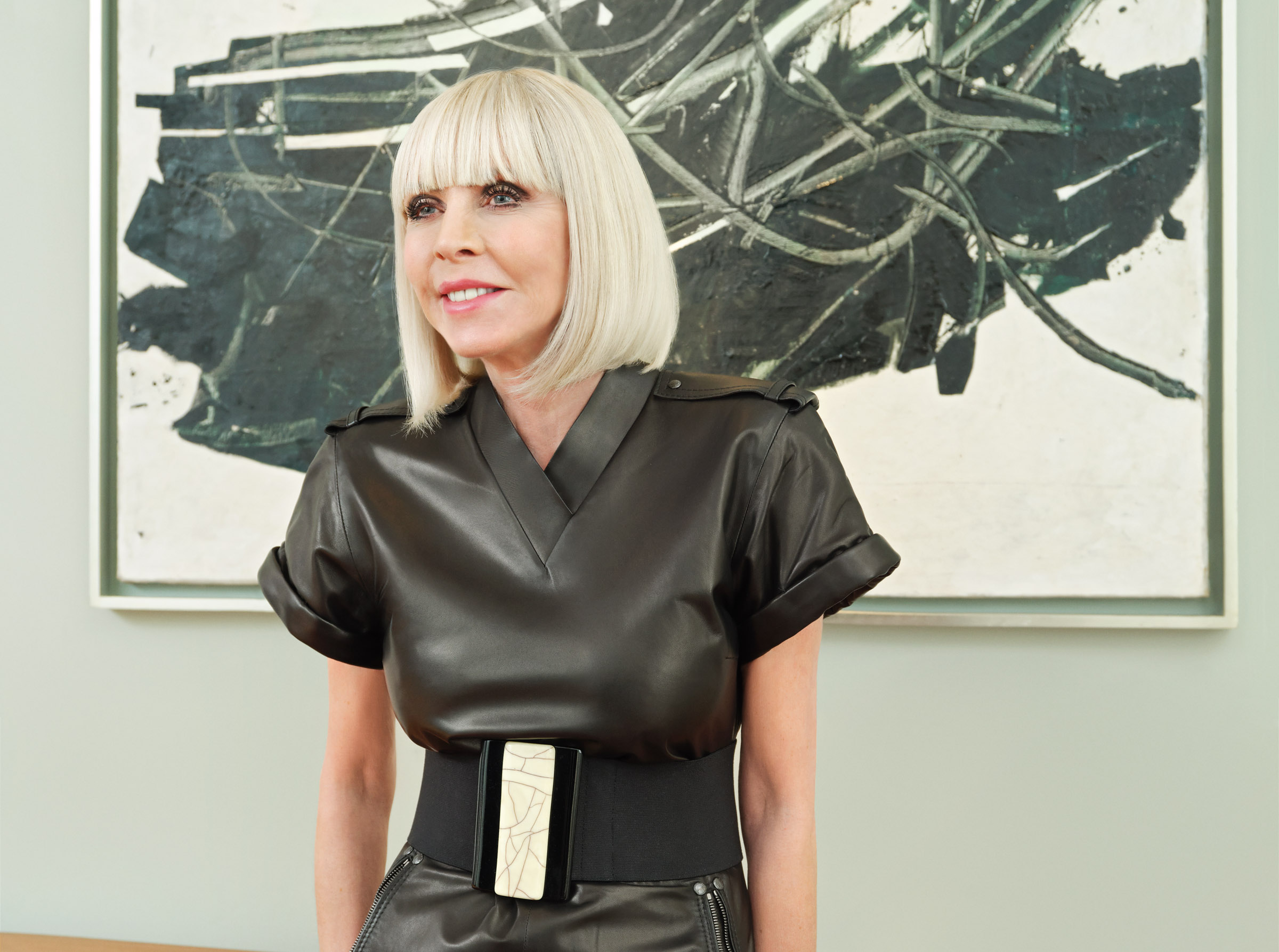 Collector and museum founder Grażyna Kulczyk explains how a work by Bernar Venet sparked new ventures