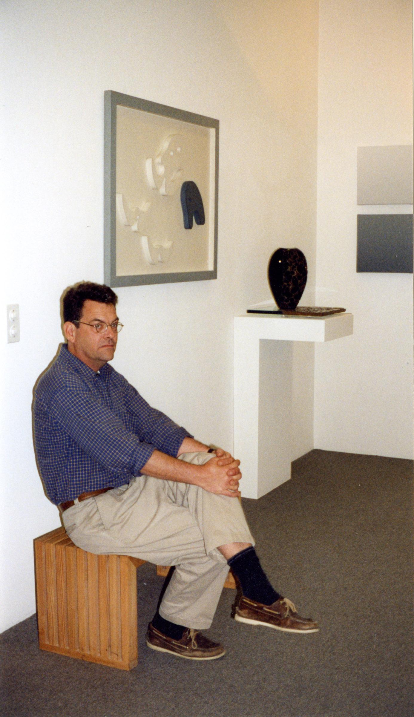 Michael Glancy Art Basel, 1996