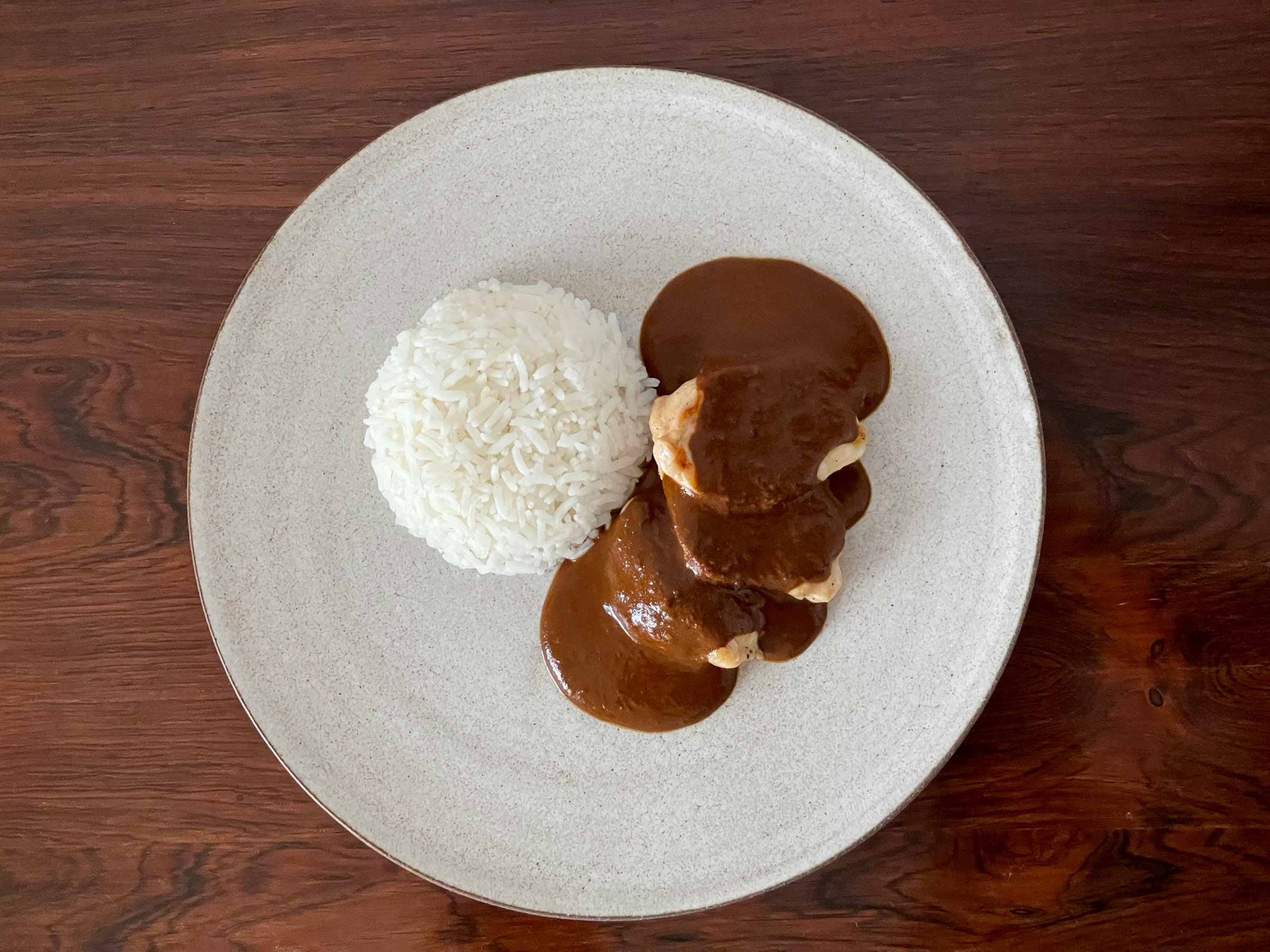 Ricardo Alcaide discusses creative cooking and reveals one of his favourite recipes: Mexican Mole Poblano